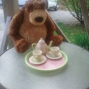 Child`s tea set